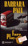 Fare Play by Barbara Paul