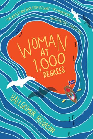 Woman at 1,000 Degrees by Hallgrímur Helgason, Brian FitzGibbon
