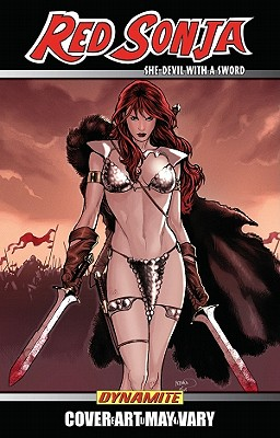 Red Sonja: She Devil with a Sword Volume 8 by Brian Reed