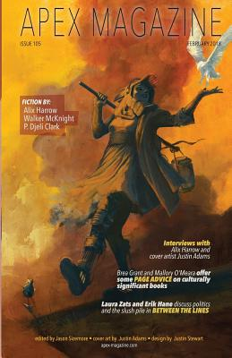 Apex Magazine February 2018 by P. Djeli Clark, Walker McKnight, Brian Keene