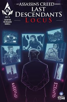 Assassin's Creed: Locus #3 by Caspar Wijngaard, Ian Edginton