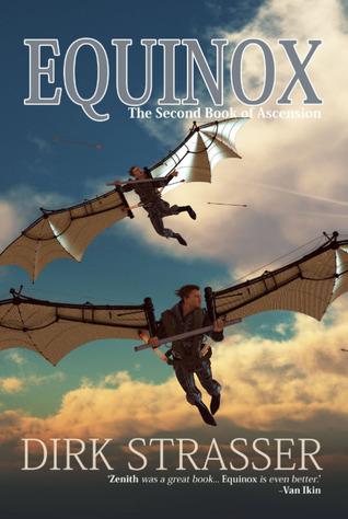 Equinox by Dirk Strasser