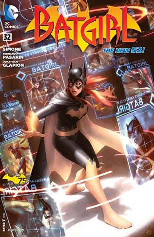 Batgirl #32 by Gail Simone, Alex Garner, Fernando Pasarín