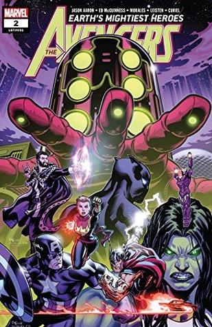 Avengers (2018-) #2 by Jason Aaron, Ed McGuinness