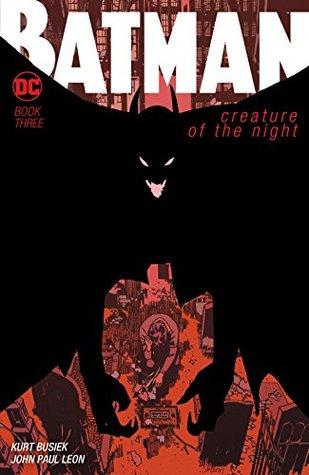 Batman: Creature of the Night (2017-) #3 by John Paul Leon, Kurt Busiek