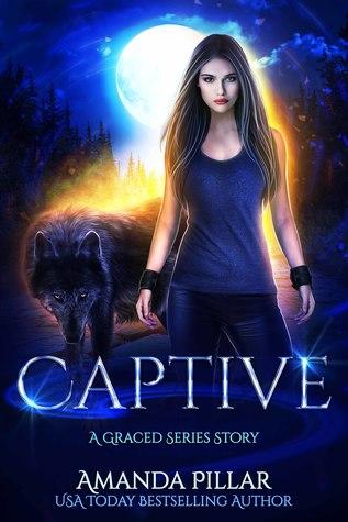Captive by Amanda Pillar