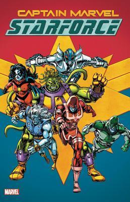 Captain Marvel: Starforce by Marvel Comics