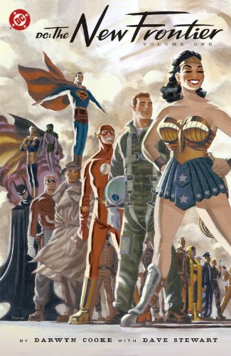 DC: The New Frontier Vol. 1 by Darwyn Cooke