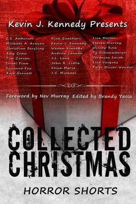 Collected Christmas Horror Shorts by Rose Garnett, Rick Gualtieri, J. L. Lane