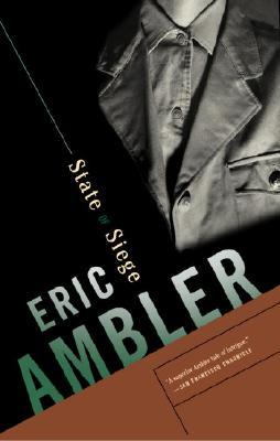 State of Siege by Eric Ambler