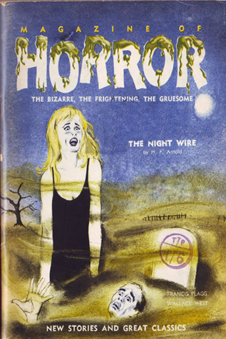 The Night Wire by H.F. Arnold