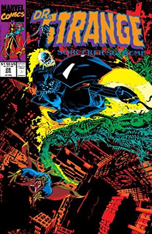 Doctor Strange: Sorcerer Supreme #28 by Dann Thomas, Chris Marrinan, Michael Golden, Roy Thomas