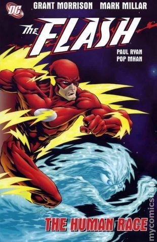 The Flash: The Human Race by Steve Lightle, Paul Ryan, Mike Parobeck, Grant Morrison, Mark Millar, Pop Mhan