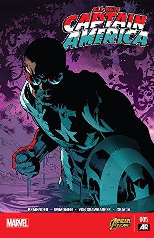 All-New Captain America #5 by Stuart Immonen, Rick Remender