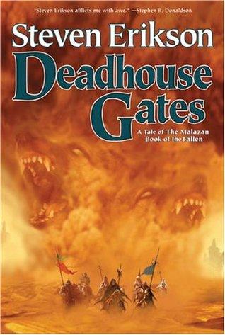 Deadhouse Gates by Minos Hubert, Steven Erikson