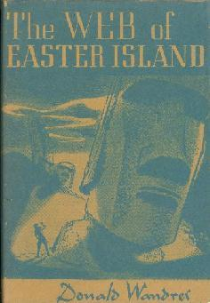 The Web of Easter Island by Donald Wandrei
