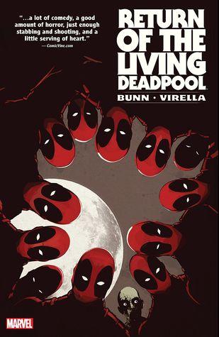 Return of the Living Deadpool by Nik Virella, Cullen Bunn
