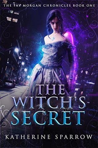 The Witch's Secret by Katherine Sparrow