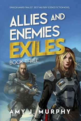 Exiles by Amy J. Murphy