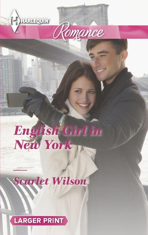 English Girl in New York by Scarlet Wilson