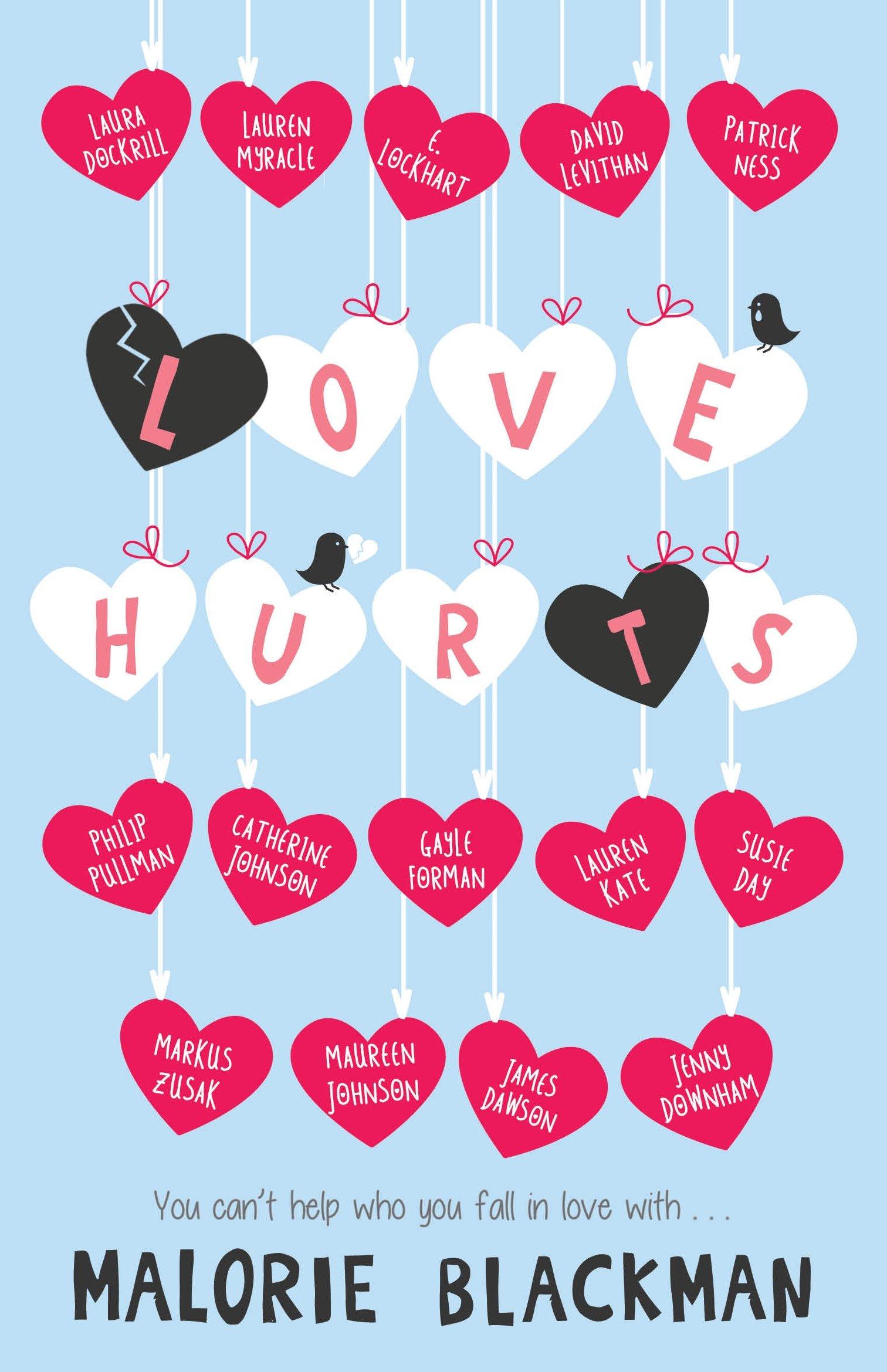 Love Hurts by Malorie Blackman