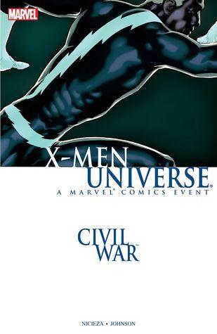 Civil War: X-Men Universe by Dennis Calero, Fabian Nicieza, Peter David, Staz Johnson