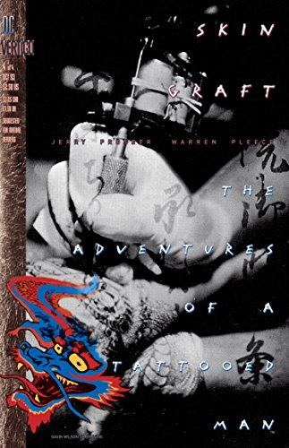 Skin Graft: The Adventures of a Tattooed Man (1993-) #4 (Skin Graft: The Adventures of a Tattooed Man (1993- )) by Jerry Prosser