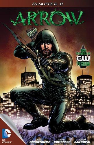 Arrow (2012- ) #2 by Beth Sokolowski, Andrew Kreisberg, Marc Guggenheim