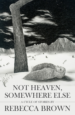Not Heaven, Somewhere Else by Rebecca Brown