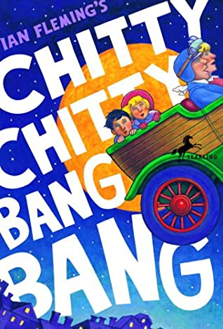 Chitty Chitty Bang Bang by Brian Selznick, Ian Fleming
