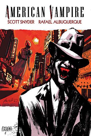 American Vampire, Vol. 2 by Scott Snyder, Rafael Albuquerque, Mateus Santolouco