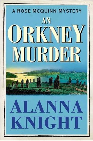 An Orkney Murder by Alanna Knight
