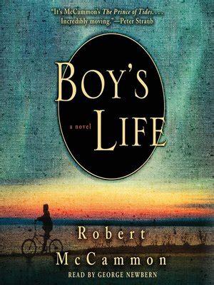 Boy's Life by Robert R. McCammon