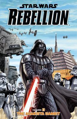 Star Wars: Rebellion, Vol. 2: The Ahakista Gambit by Brandon Badeaux, Luke Ross, Michel Lacombe, Rob Williams
