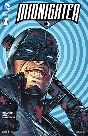 Midnighter (2015-) #1 by Steve Orlando, ACO