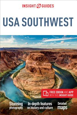 Insight Guides USA Southwest (Travel Guide with Free Ebook) by Sarah Clark