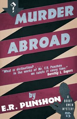 Murder Abroad by E. R. Punshon