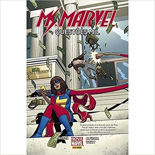 Ms. Marvel Questoes Mil by G. Willow Wilson
