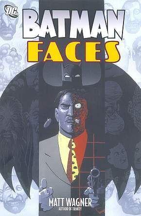 Batman: Faces by Joe R. Lansdale, Matt Wagner