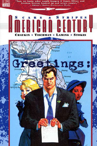 American Century, Vol. 1: Scars and Stripes by Howard Chaykin, Marc Laming, David Tischman, John Stokes