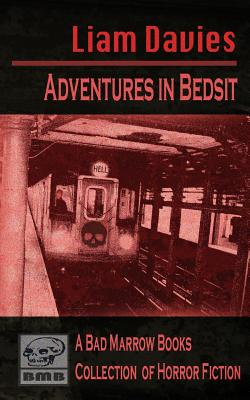 Adventures in Bedsit: a comic-horror novella and short story collection by Liam Davies