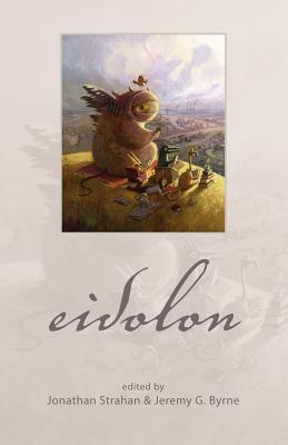 Eidolon by Jeremy Byrne, Jonathan Strahan