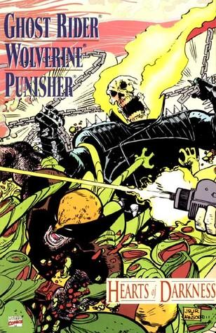 Ghost Rider/Wolverine/Punisher: Hearts of Darkness #1 by Klaus Janson, Howard Mackie, Joe Rosen, John Romita Jr.