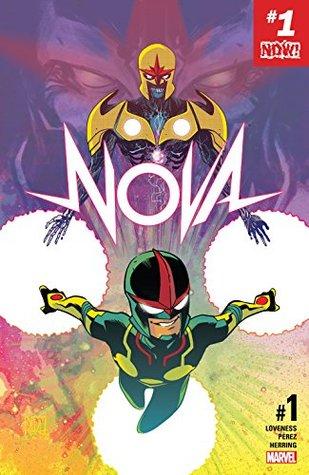 Nova #1 by Ramón Pérez, Jeff Loveness