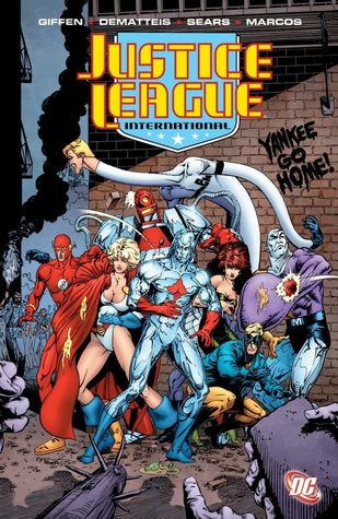 Justice League International, Vol. 5 by Bart Sears, Keith Giffen, Pablo Marcos, J.M. DeMatteis