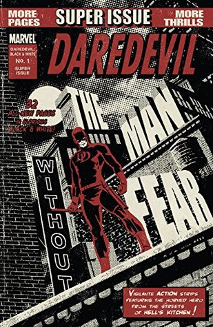 Daredevil: Black and White #1 by Jason Latour, David Aja, Mick Bertilorenzi, Peter Milligan, Rick Spears