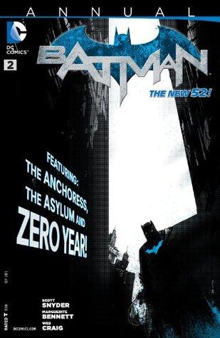 Batman (2011-2016) Annual #2 by Marguerite Bennett, Scott Snyder, Wes Craig, Aaron Lopresti