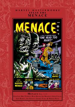 Marvel Masterworks: Atlas Era Menace, Vol. 1 by Joe Maneely, Werner Roth, Russ Heath, Gene Colan, George Tuska, John Romita Sr., Stan Lee, Bill Everett, Joe Kubert