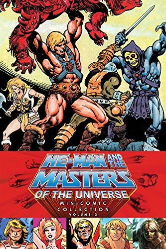 He-Man and the Masters of the Universe Minicomic Collection Volume 2 by Steven Grant