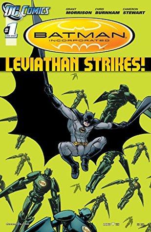 Batman Incorporated: Leviathan Strikes! #1 by Grant Morrison, Cameron Stewart, Chris Burnham